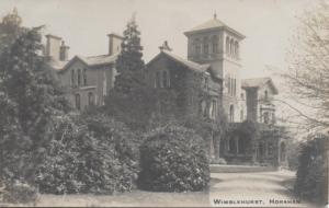 Wimblehurst House circa 1908